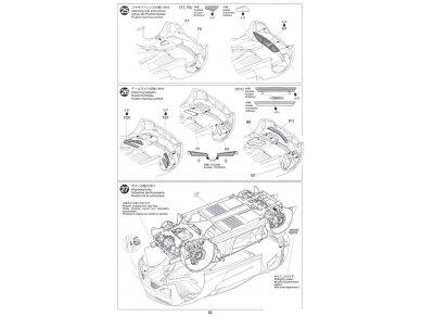 Tamiya - Honda NSX 2016, Mastelis: 1/24, 24344 22