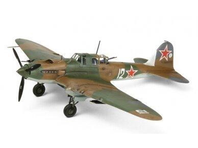Tamiya - Ilyushin IL-2 Shturmovik, Mastelis: 1/72, 60781 2