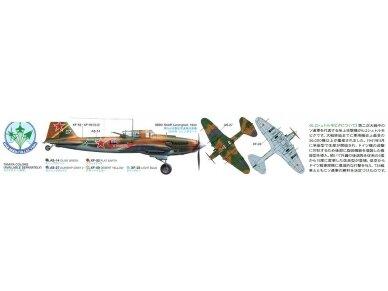 Tamiya - Ilyushin IL-2 Shturmovik, Scale: 1/72, 60781 5