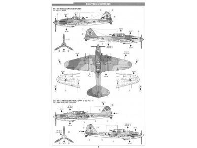 Tamiya - Ilyushin IL-2 Shturmovik, Scale: 1/72, 60781 10