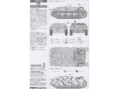 Tamiya - Jagdpanzer IV L/70 Lang, Mastelis: 1/35, 35088 6