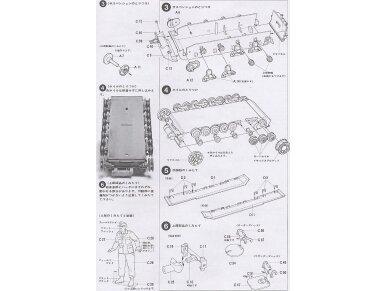 Tamiya - Jagdpanzer IV L/70 Lang, Mastelis: 1/35, 35088 8