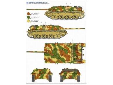 Tamiya - Jagdpanzer IV/70(V) Lang (Sd.Kfz.162/1), Mastelis: 1/35, 35340 15