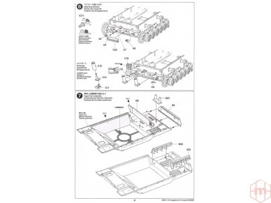 Tamiya - Jagdpanzer IV/70(V) Lang (Sd.Kfz.162/1), 1/35, 35340 19