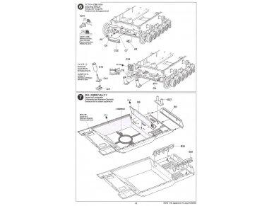 Tamiya - Jagdpanzer IV/70(V) Lang (Sd.Kfz.162/1), Mastelis: 1/35, 35340 20