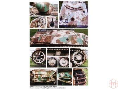 Tamiya - Jagdpanzer IV/70(V) Lang (Sd.Kfz.162/1), Mastelis: 1/35, 35340 3