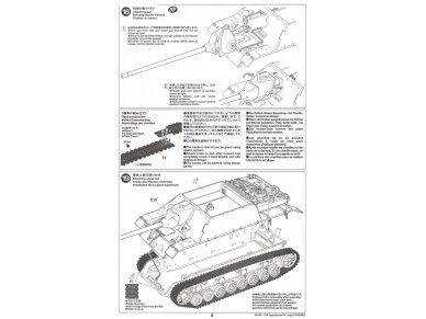 Tamiya - Jagdpanzer IV/70(V) Lang (Sd.Kfz.162/1), Mastelis: 1/35, 35340 24