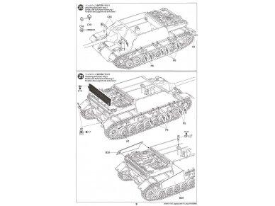 Tamiya - Jagdpanzer IV/70(V) Lang (Sd.Kfz.162/1), 1/35, 35340 24