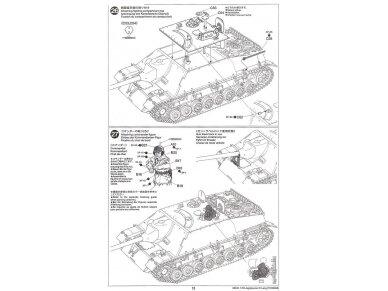 Tamiya - Jagdpanzer IV/70(V) Lang (Sd.Kfz.162/1), Mastelis: 1/35, 35340 27