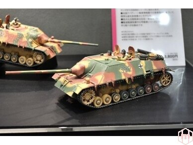 Tamiya - Jagdpanzer IV/70(V) Lang (Sd.Kfz.162/1), Mastelis: 1/35, 35340 4