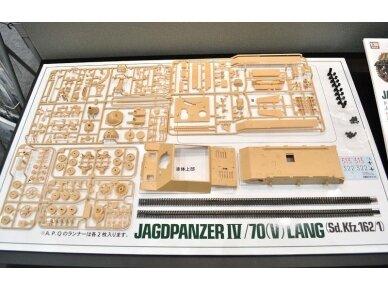Tamiya - Jagdpanzer IV/70(V) Lang (Sd.Kfz.162/1), Mastelis: 1/35, 35340 7