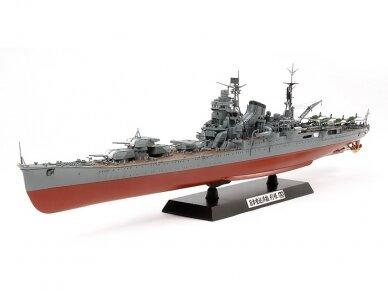 Tamiya - IJN Heavy Cruiser TONE, 1/350, 78024 2