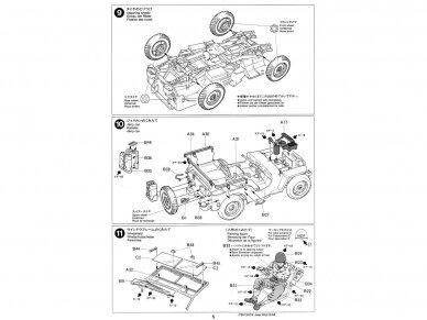 Tamiya - Jeep Willys MB, Mastelis: 1/35, 35219 10
