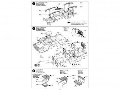 Tamiya - Jeep Willys MB, Mastelis: 1/35, 35219 8