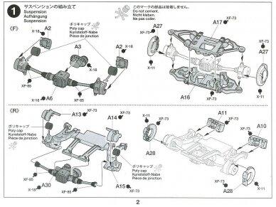 Tamiya - JGSDF Light Armored Vehicle, Scale: 1/35, 35368 12