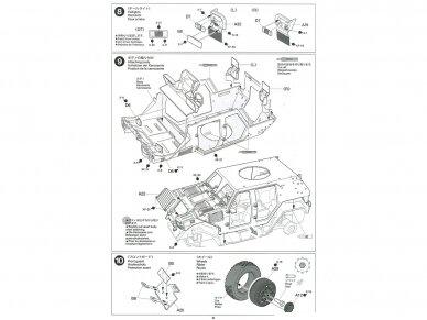 Tamiya - JGSDF Light Armored Vehicle, Mastelis: 1/35, 35368 15