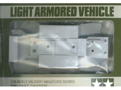 Tamiya - JGSDF Light Armored Vehicle, Scale: 1/35, 35368 8