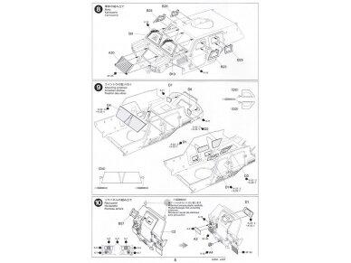 Tamiya - JGSDF Light Armored Vehicle, Mastelis: 1/48, 32590 10