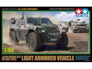 Tamiya - JGSDF Light Armored Vehicle, Mastelis: 1/48, 32590