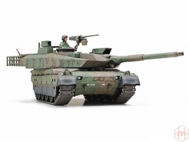 Tamiya - JGSDF TYPE 10 TANK, Mastelis: 1/48, 32588 2