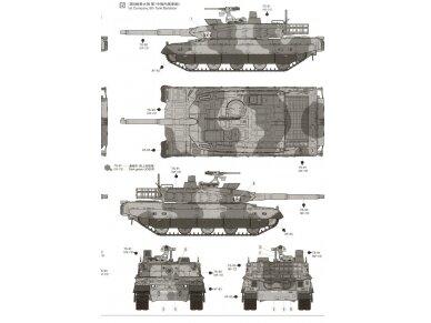 Tamiya - JGSDF TYPE 10 TANK, Mastelis: 1/48, 32588 11