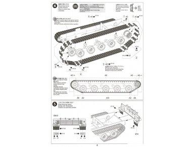 Tamiya - JGSDF TYPE 10 TANK, Mastelis: 1/48, 32588 14