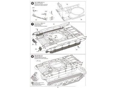 Tamiya - JGSDF TYPE 10 TANK, Mastelis: 1/48, 32588 15