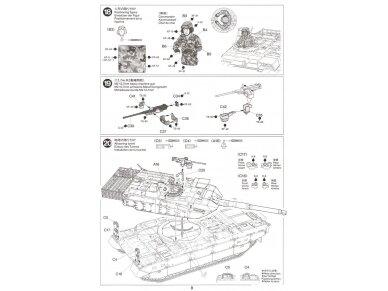 Tamiya - JGSDF TYPE 10 TANK, Mastelis: 1/48, 32588 19