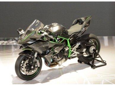 Tamiya - Kawasaki Ninja H2R, Scale: 1/12, 14131 2