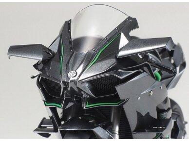 Tamiya - Kawasaki Ninja H2R, Scale: 1/12, 14131 11