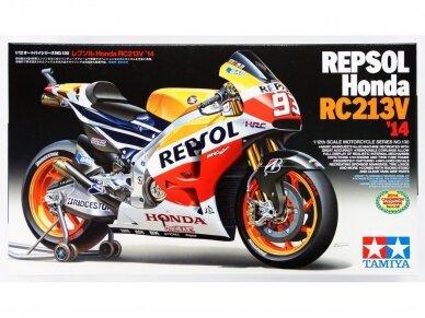 Tamiya - REPSOL Honda RC213V '14, 1/12, 14130