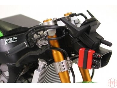 Tamiya - Kawasaki Ninja ZX-RR, Scale: 1/12, 14109 2