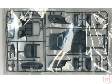 Tamiya - Lexus LFA, Mastelis: 1/24, 24319 12
