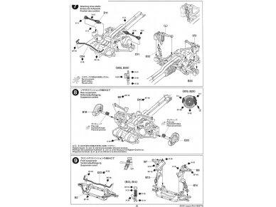 Tamiya - Lexus LFA, Mastelis: 1/24, 24319 17
