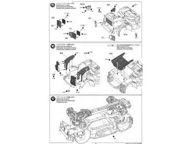 Tamiya - Lexus LFA, Mastelis: 1/24, 24319 20