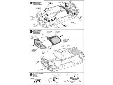 Tamiya - Lexus LFA, Scale: 1/24, 24319 22