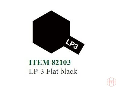 Tamiya - LP- Lacquer Paint, 10ml 6