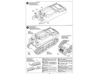 Tamiya - M1 Super Sherman, Mastelis: 1/35, 35322 17