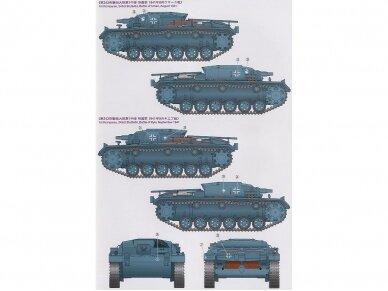 Tamiya - Sd.Kfz. 142 Sturmgeschütz III Ausf.B, Mastelis: 1/35, 35281 4