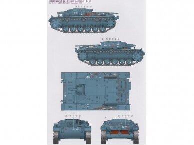 Tamiya - Sd.Kfz. 142 Sturmgeschütz III Ausf.B, Mastelis: 1/35, 35281 5