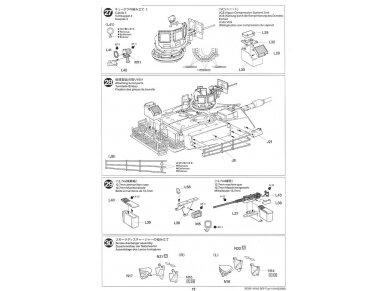 Tamiya - M1A2 SEP Abrams TUSK II, Mastelis: 1/35, 35326 29