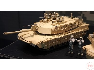 Tamiya - M1A2 SEP Abrams TUSK II, Mastelis: 1/35, 35326 4