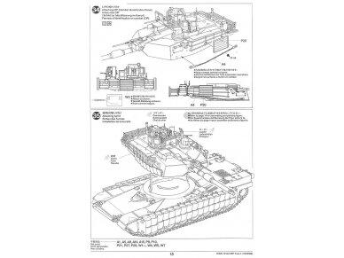 Tamiya - M1A2 SEP Abrams TUSK II, Mastelis: 1/35, 35326 31