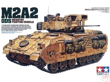 Tamiya - M2A2 ODS Infantry Fighting Vehicle, Mastelis: 1/35, 35264