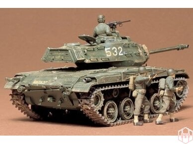 Tamiya - U.S. M41 Walker Bulldog, 1/35, 35055 2