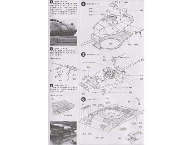 Tamiya - U.S. M41 Walker Bulldog, Mastelis: 1/35, 35055 9