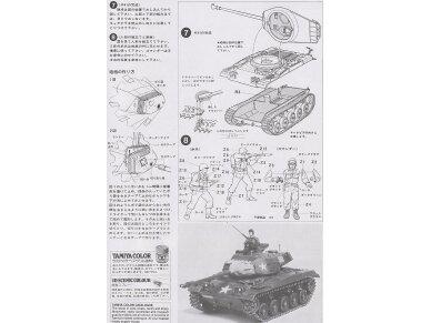 Tamiya - U.S. M41 Walker Bulldog, 1/35, 35055 10
