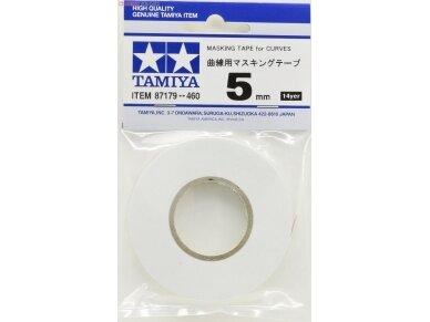 Tamiya - Masking Tape for Curves 5mm, 87179
