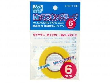 Mr.Hobby - Maskavimo juosta 6mm, MT-601