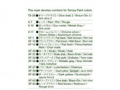 Tamiya - T26E4 Super Pershing, Scale:1/35, 35319 2